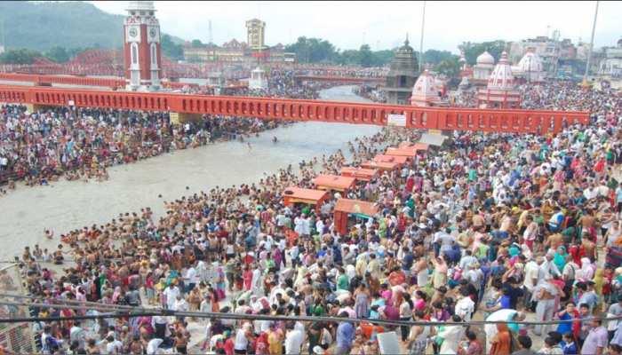 हरिद्वार कुंभ के शाही स्नान की तारीखों का ऐलान, CM त्रिवेंद्र और अखाड़ा परिषद की हुई अहम बैठक