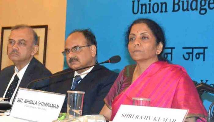 सरकार का GST की दरों में साल में एक बार बदलाव का प्रस्ताव: वित्तमंत्री निर्मला