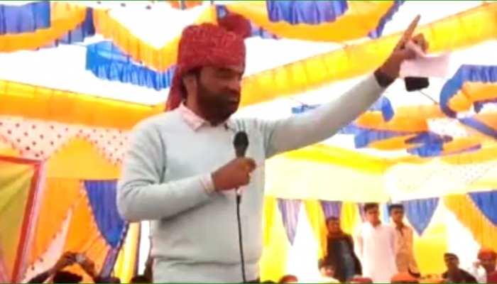 राजस्थान सरकार पर RLP पार्टी सांसद हनुमान बेनीवाल का हमला, बोले- किसान हितैषी नहीं