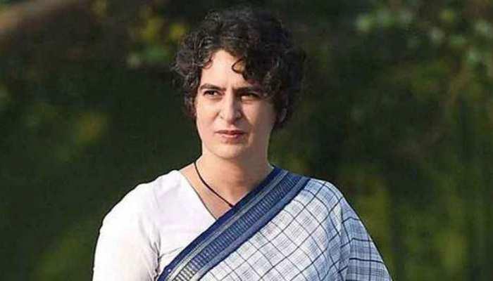 प्रियंका गांधी वाड्रा ने BJP पर लगाया गंभीर आरोप! इस बॉलीवुड एक्ट्रेस ने दिया करारा जवाब