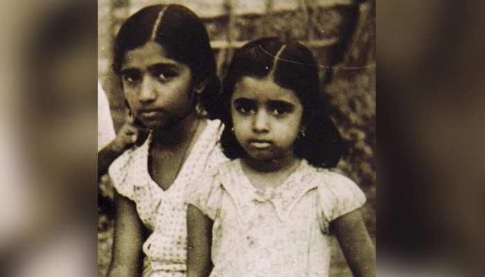 GUESS WHO: बिग बी ने शेयर की दो दिग्गजों के बचपन की PHOTO, पहचान नहीं पाएंगे आप!