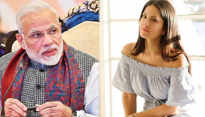 Entertainment News: देश के प्रधानमंत्री नरेंद्र मोदी से कुछ ऐसी उम्मीद लगाकर बैठी हैं SUNNY LEONE