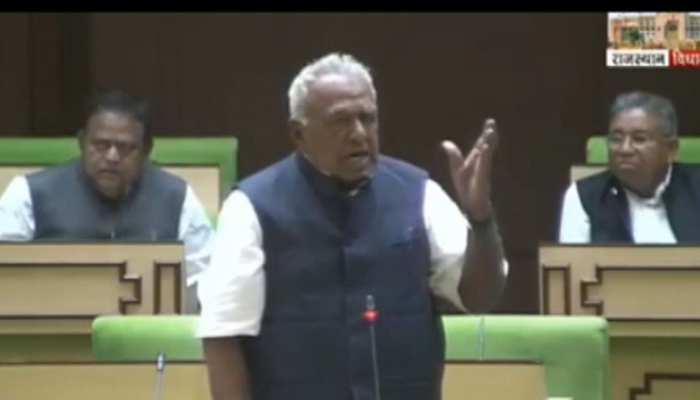 राजस्थान विधानसभा में भी हुई केजरीवाल सरकार के कामकाज की चर्चा, मंत्री जी बोले...