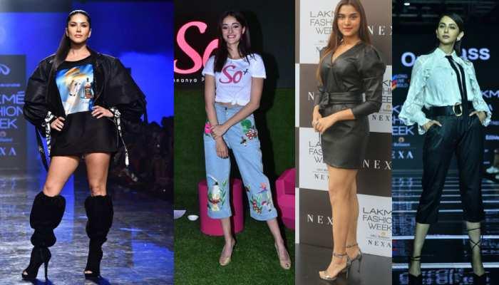 Lakme Fashion Week: Sunny Leone, Suman Rao, Neha Dhupia