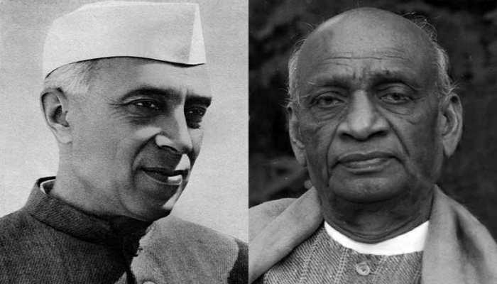 'नेहरू नहीं चाहते थे कि 1947 की कैबिनेट में सरदार पटेल रहें'