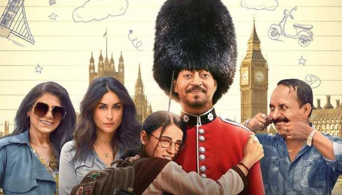 फिर चला इरफान खान की अदाकारी का जादू! 'Angrezi Medium' का दमदार TRAILER रिलीज