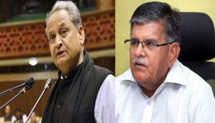 राजस्थान: सदन में गुलाबचंद कटारिया ने पूछे गहलोत से सवाल, CM ने दिए तीखे जवाब...