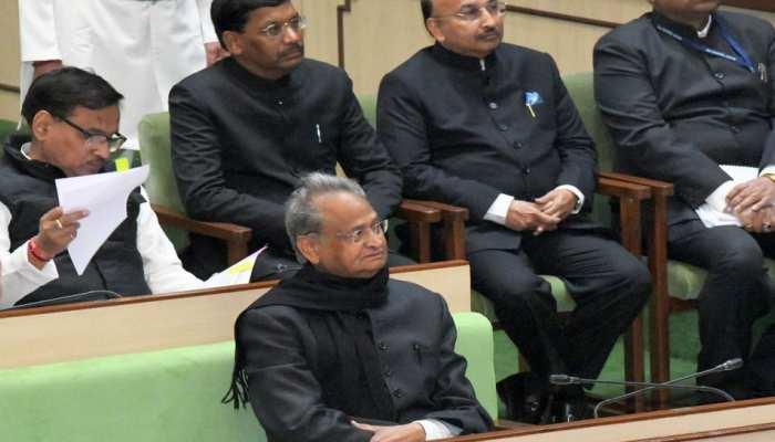 राजस्थान विधानसभा में राज्यपाल के अभिभाषण पर सीएम गहलोत ने दिया जवाब, कहा...