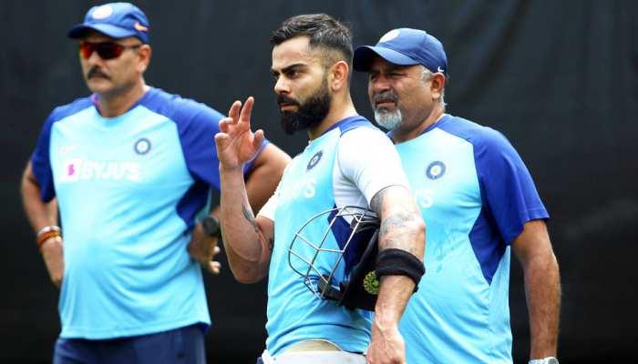 IND vs NZ: भारतीय टीम प्रैक्टिस मैच में सस्ते में सिमटी, 4 बल्लेबाजों का खाता भी नहीं खुला