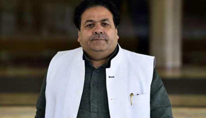 """MP: कांग्रेस नेता राजीव शुक्ला बोले, """"दिल्ली में लोग भाजपा को हराना चाहते थे इसलिए कांग्रेस को वोट नहीं दिया"""""""