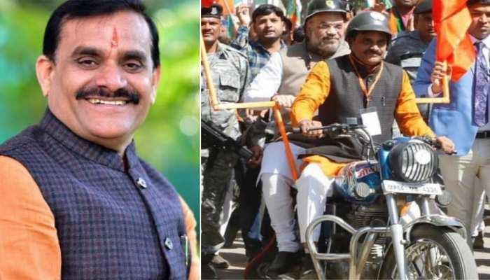 अमित शाह को बाइक पर घुमाने से लेकर MP BJP अध्यक्ष बनने तक, जानें वीडी शर्मा का राजनीतिक सफर