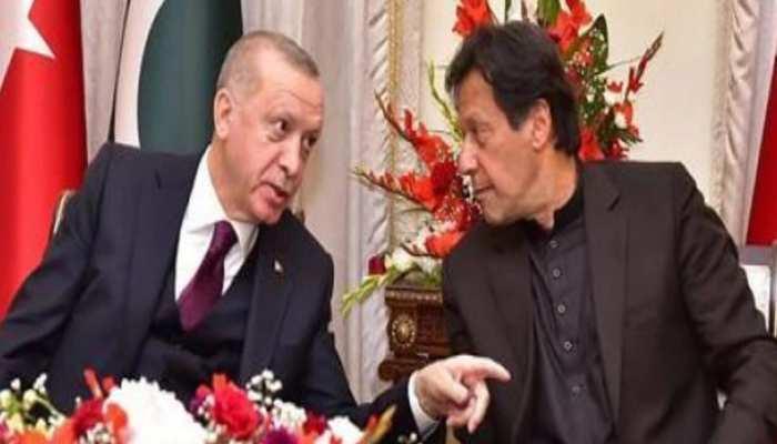 पाक में कश्मीर-कश्मीर करने लगा तुर्की, भारत ने दी कड़ी चेतावनी