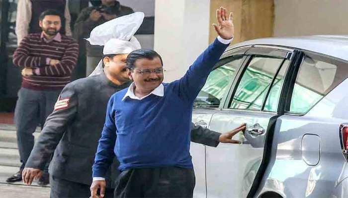 आज तीसरी बार दिल्ली के सीएम बनेंगे अरविंद केजरीवाल, ये 6 मंत्री भी साथ में लेंगे शपथ