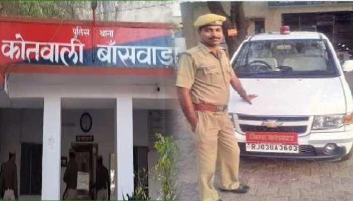 बांसवाड़ा पुलिस के कॉन्स्टेबल पर देह शोषण का आरोप, 6 महीनों से महिला को कर रहा था परेशान