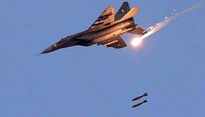 यमन: सऊदी अरब के प्लेन क्रैश के बाद यमन पर एयर स्ट्राइक, 31 की मौत