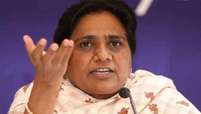 आरक्षण के मुद्दे पर मायावती ने केंद्र सरकार को घेरा, कही ये बड़ी बात...
