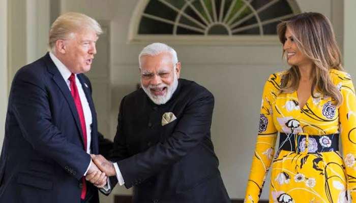 प्रेसिडेंट ट्रंप की अहमदाबाद यात्रा की थीम में बदलाव, मेगा शो का नाम अब नहीं रहेगा 'केम छो ट्रंप'