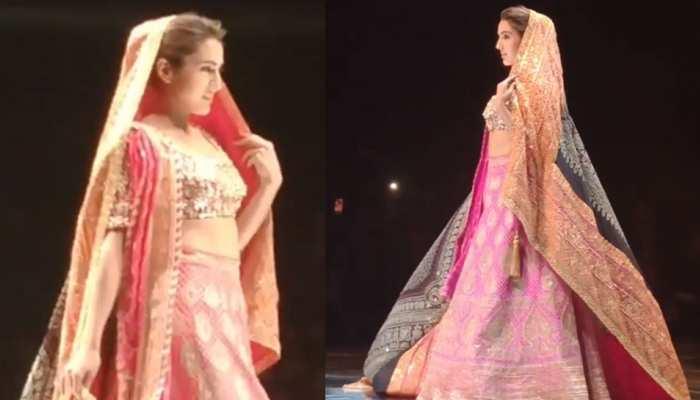 नागिन धुन पर Sara Ali Khan ने किया रैंप वॉक, दर्शकों ने यूं कर दी हूटिंग- WATCH VIDEO