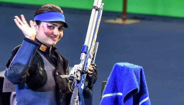 राजस्थान: टोक्यो ओलम्पिक को लेकर निशानेबाज अपूर्वी चंदेला का बड़ा बयान, कहा...