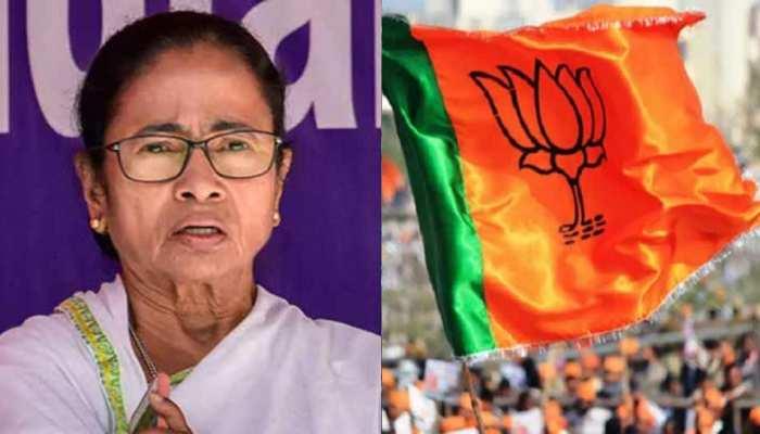 ममता को हराने के लिए BJP का नया दांव, शिकायत करने के लिए BJP का टोल फ्री नंबर