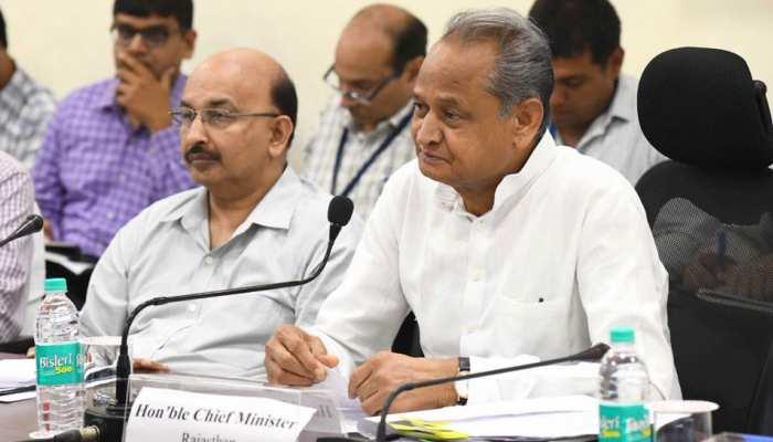 राजस्थान: परिवहन विभाग में घूसखोरी के खुलासे पर अशोक गहलोत का बड़ा बयान...