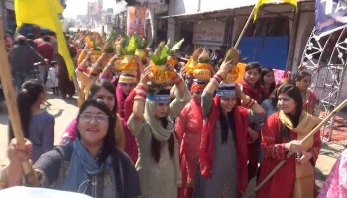 CAA को लेकर भावुक हुआ पाकिस्तानी हिंदुओं का जत्था, कही ये बड़ी बात