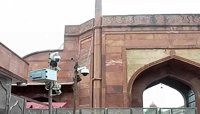 यूपी: आगरा में CCTV कैमरे ठप, ट्रंप की यात्रा के पहले हाई टेक सुरक्षा की खुली पोल