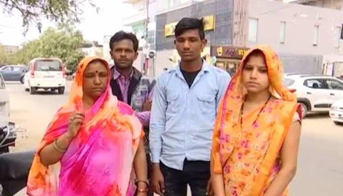जयपुर: खेल को लेकर दबंगों ने की पूरे परिवार की पिटाई, घर में कैद हुए पीड़ित