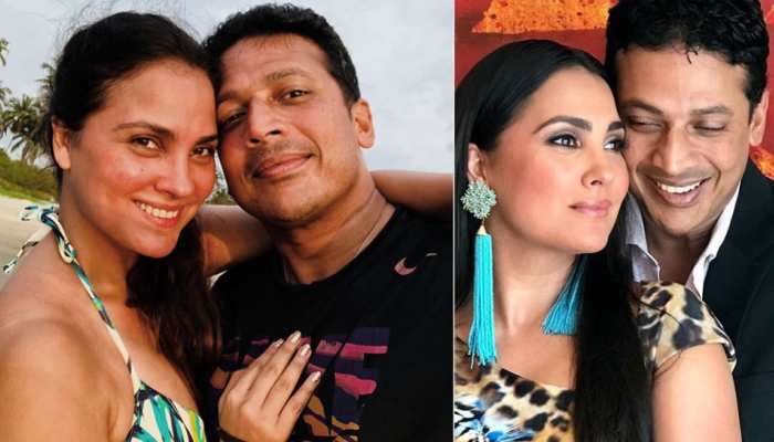 Lara Dutta replied on her husband post, said we made a good team