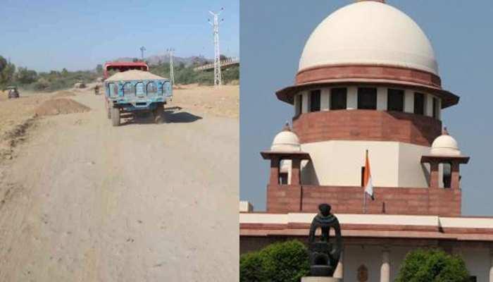 अवैध खनन पर सुप्रीम कोर्ट ने दी कड़ी प्रतिक्रिया, राजस्थान सरकार को दिया यह निर्देश