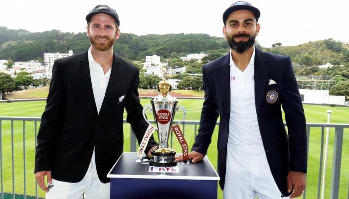 IND vs NZ: न्यूजीलैंड से पहला टेस्ट सुबह 4 बजे से, यह हो सकती है भारत की प्लेइंग XI