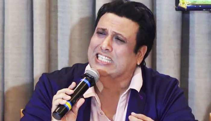 VIDEO: जब रिपोर्टर ने पूछ लिया CAA पर सवाल, तो गोविंदा ने दिया 'CONFUSE' कर देने वाला जवाब