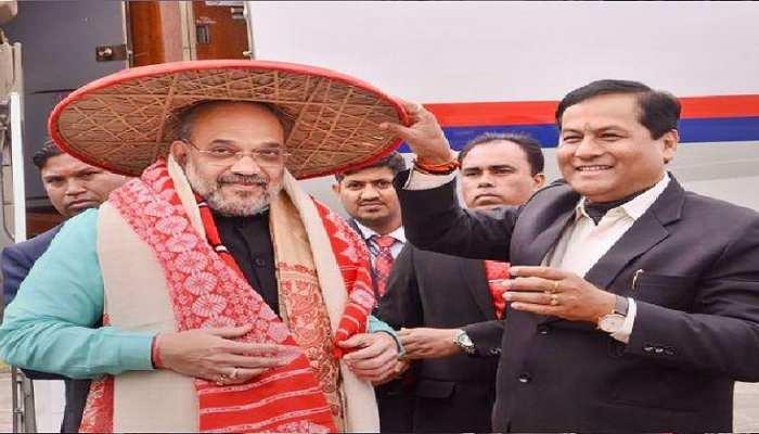अमित शाह के अरुणांचल दौरे पर चीन की टिप्पणी का भारत ने दिया करारा जवाब