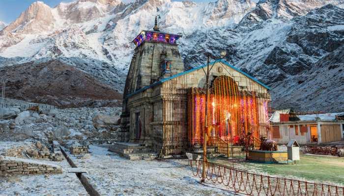 इस साल 26 अप्रैल को खुलेंगे केदारनाथ मंदिर के कपाट, महाशिवरात्रि पर हुई तिथि की घोषणा