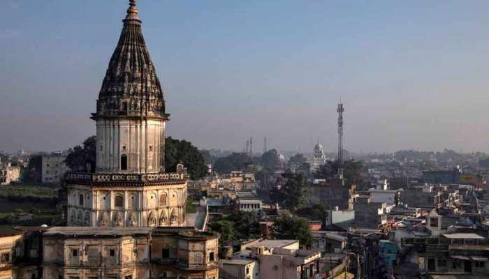 अयोध्या: सुन्नी सेंट्रल वक्फ बोर्ड ने कबूल की मस्जिद के लिए मिली 5 एकड़ जमीन, 24 फरवरी को बुलाई बैठक