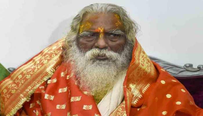 राम मंदिर के भूमि पूजन में सभी का स्वागत, 6 माह में शुरू होगा निर्माण: महंत नृत्य गोपाल दास