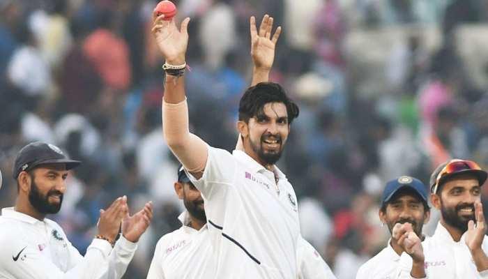 IND vs NZ: ईशांत शर्मा ने कैलिस को पीछे छोड़ा, अब अंडरवुड और जहीर खान निशाने पर