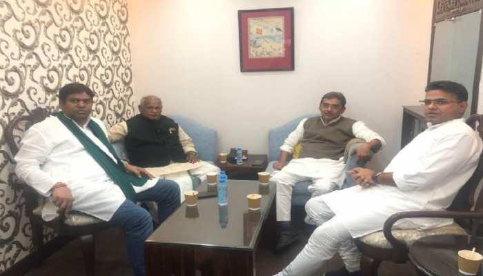 महागठबंधन में किचकिच, दिल्ली में उपेंद्र कुशवाहा, मांझी, सहनी, शरद व प्रशांत किशोर की बैठक