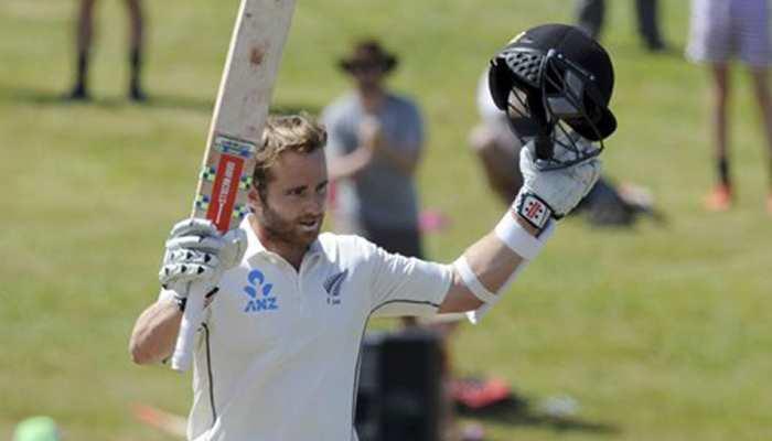 IND vs NZ: न्यूजीलैंड ने पहले टेस्ट में मजबूत बढ़त बनाई, विलियम्सन शतक चूके