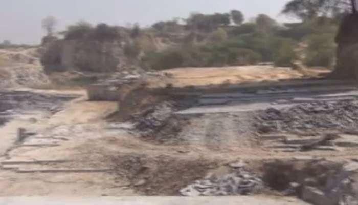 चित्तौड़गढ़ में 292 खाने हुई बंद, हजारों लोग हुए बेरोजगार