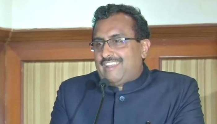 राम माधव बोले- 370 हटाने के बाद PoK वापस लेना 'अखंड भारत' के लिए अगला कदम होगा