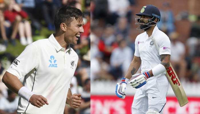 IND vs NZ: ट्रेंट बोल्ट ने पूरा किया अपना सपना, विराट कोहली को बुरे दिन बरकरार