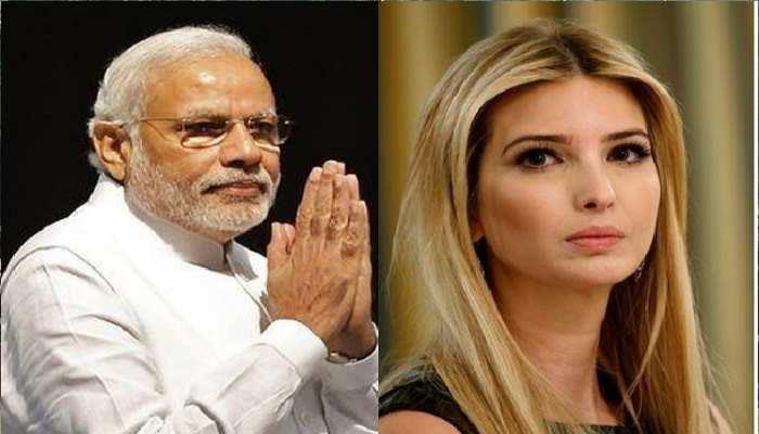 Trump in India: दो साल पहले भारत आ चुकी हैं इवांका, याद किया पुराना दौरा