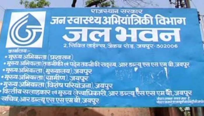 राजस्थान:12 साल से सिर्फ कागजों में एलफार्म, गंदे पानी का कोई जिम्मेदार नहीं