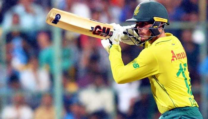 SA vs AUS: दक्षिण अफ्रीका की रोमांचक जीत, ऑस्ट्रेलिया पर भारी पड़ी डिकॉक की पारी