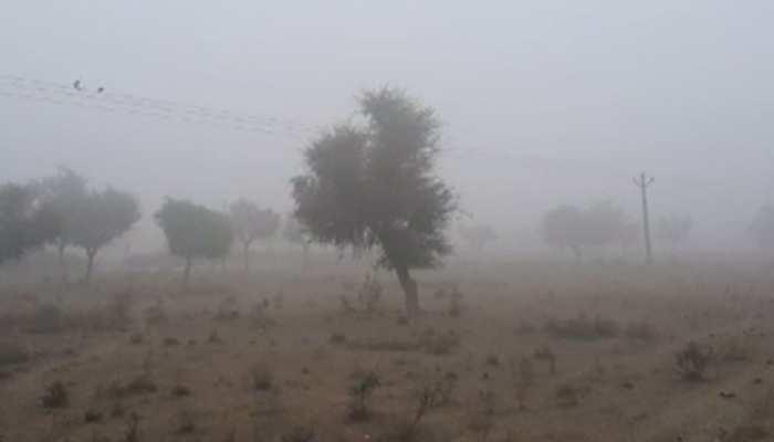 राजस्थान में बदला मौसम का मिजाज, तापमान गिरा...