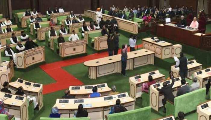 राजस्थान विधानसभा में गूंजा नागौर मामला, धरने पर बैठे आरएलपी विधायक