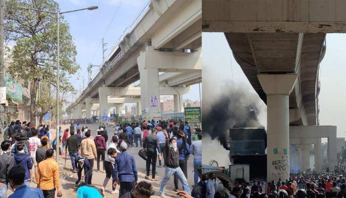ट्रंप के भारत दौरे के दौरान हिंसा फैलाने की रची गई थी साजिश, खुफिया सूत्रों ने किया बड़ा खुलासा