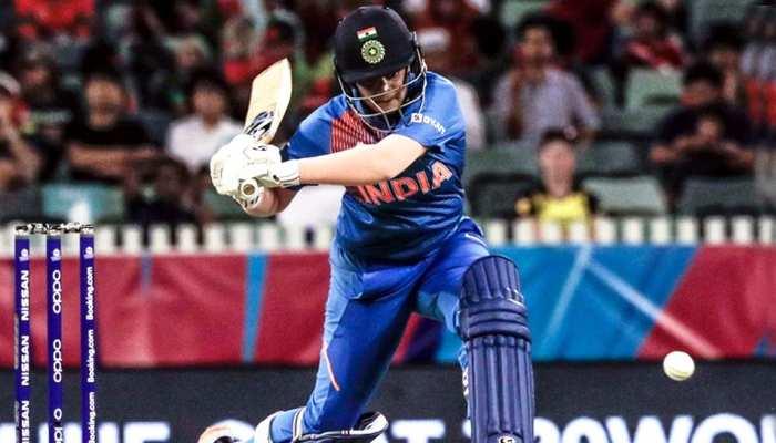 16 साल की शेफाली T20 वर्ल्ड कप में बरसा रहीं छक्के, ICC ने कहा- सुपरस्टार, देखें VIDEO