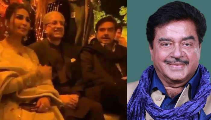 PAK राष्ट्रपति ने शत्रुघ्न से मीटिंग के बाद कश्मीर पर कह दी ऐसी बात, 'शॉटगन' को देनी पड़ी सफाई